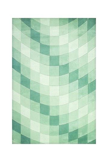 Seafoam green nursery : Sea-foam square rug by delos rugs  dream living pinterest