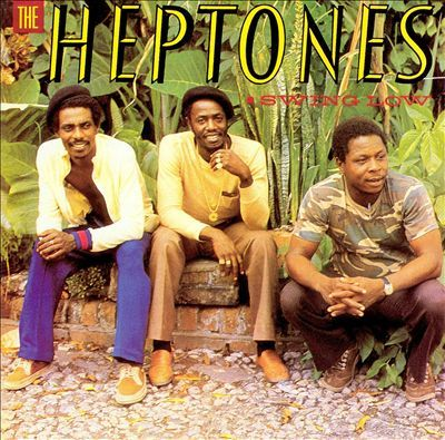Heptones, The* Heptones·With Upsetters, The - Sufferer's Time