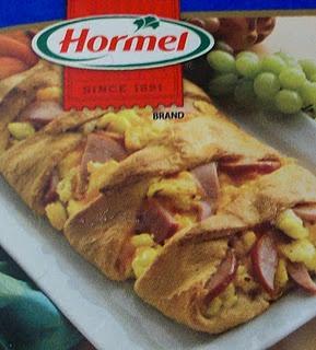 Breakfast Ham Braid | Food | Pinterest