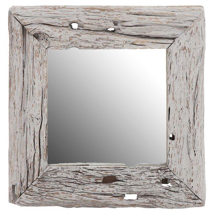 Rustic Mirror Home