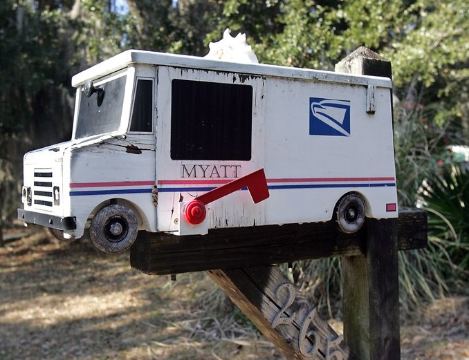 The ultimate mailbox