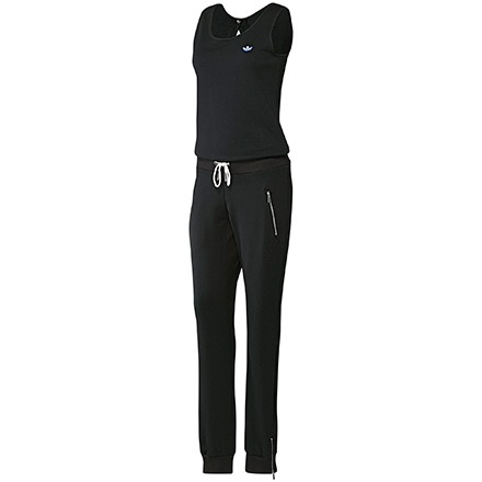 Amazing Adidas Originals Jumpsuit In Blue  Lyst