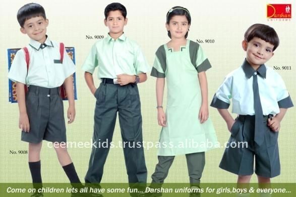 New Design School Uniforms For Student
