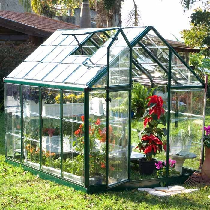 Backyard Greenhouse Images : Backyard Greenhouse; I have always wanted one