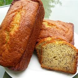 Janet's Rich Banana Bread Allrecipes.com