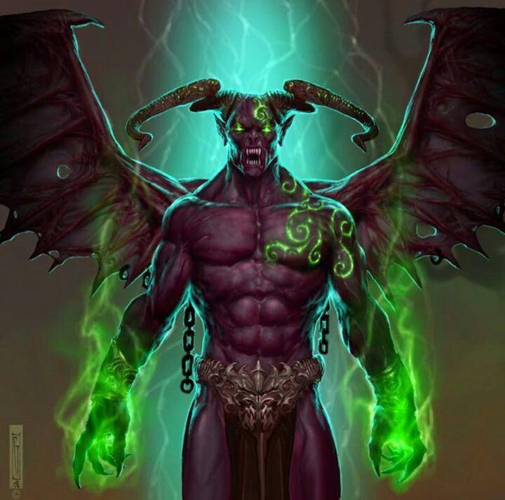 Demon guy house of horrors 2 pinterest for Domon pictures