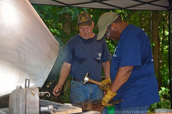 ... , 2013 Magnolia Plantation and Gardens History Fair (Charleston, SC