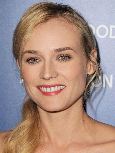 Brows That Mean BUSINESS Diane Kruger