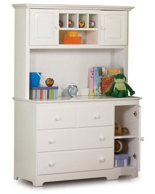 Changing table hutch furniture redone to decorate pinterest