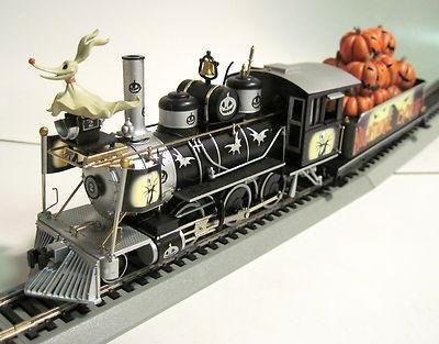 Nightmare Before Christmas Train Set | X-Mas