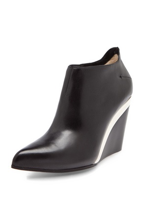 Costume National shoes and boots--always current, always timeless