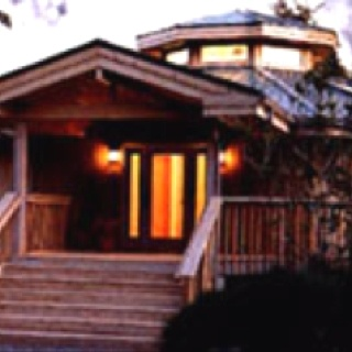 octagon cabin cabin ideas pinterest