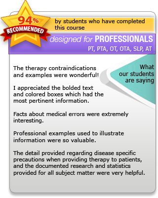 Florida ot medical errors course online 2014