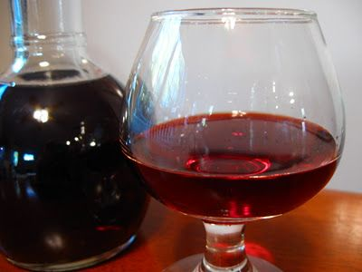 Homemade Blackberry Liqueur | Food To Try | Pinterest