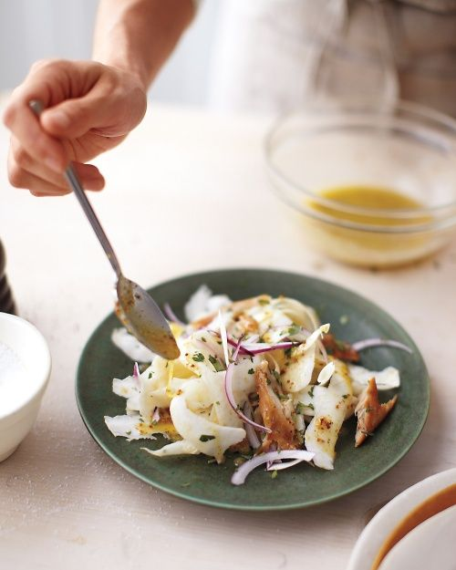Shaved Celery Root Salad | Whole Living