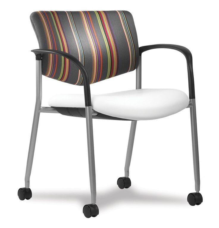 Ergonomics chair - Trendway Live Stack Chair Computer Ergonomics Amp Seating Pinterest