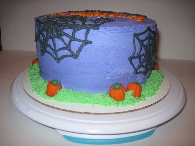 halloween baby shower cake by b sweets