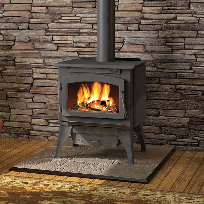 Wood Stove Wall Board : Wood burning stove and stone wall nh stuff pinterest