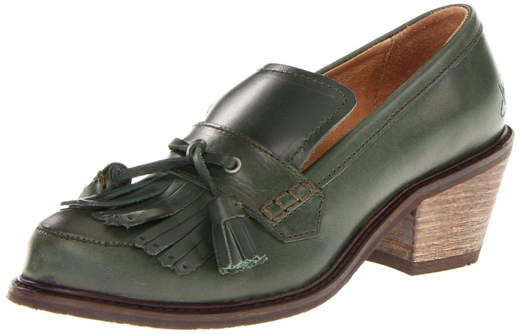 Fluevog - Beezie Loafer...the name alone is delightful, but the delicious 1977 action of this shoe is To Die For...smooches to Mr. Fluevog...again :)