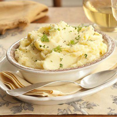 Potato-Celery Root Mash | Recipe