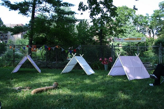Sleeping In Tent In Backyard : Backyard campout party  Backyard adventures!  Pinterest
