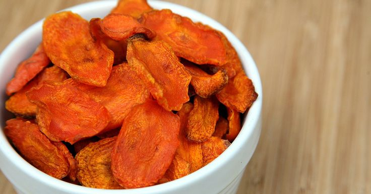 Delicious baked carrot chips: Satisfy Salty Chip Cravings For Just 79 ...