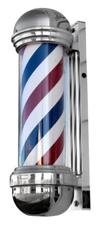 Barber Etymology : The origin of the barber pole is associated with the service ...