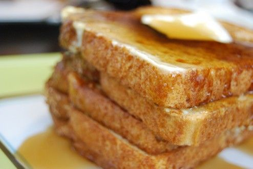 The Perfect French Toast | MEALS | Pinterest