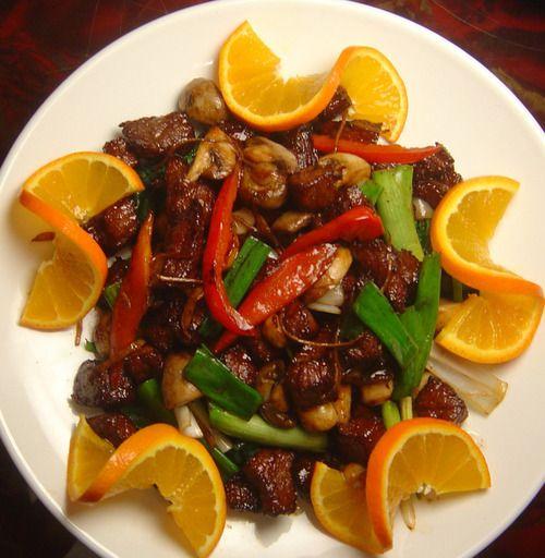 Stir Fry Ginger Beef | Beef, beef, beef | Pinterest