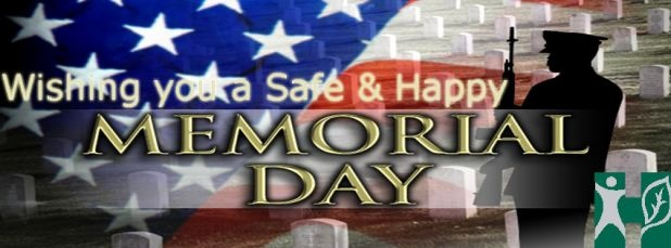 memorial day safety message 2013