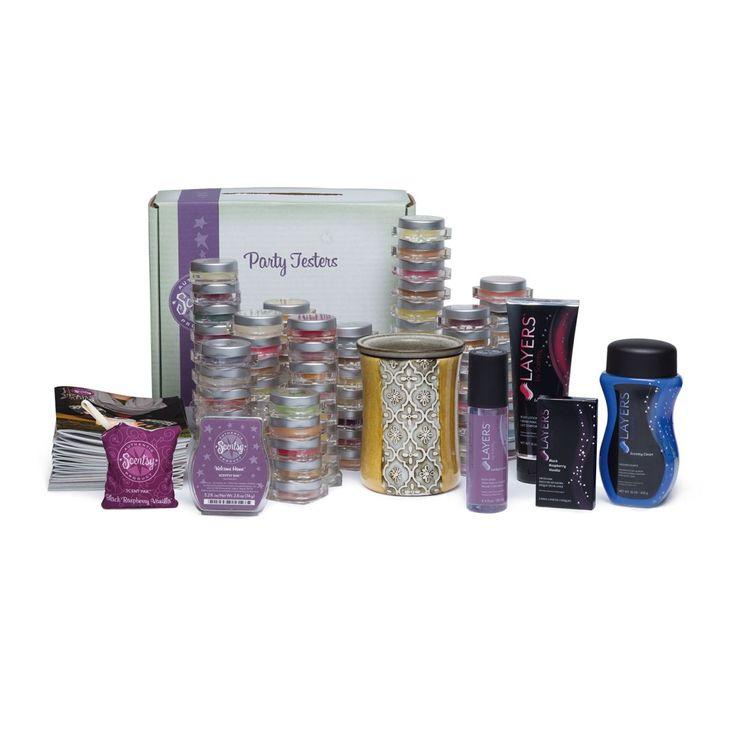 scentsy starter kit 2012
