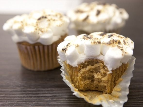 Fall Fest: Sweet Potato Cupcakes | Devour The Blog: Cooking Channel's ...