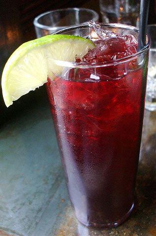 Pomegranate Campari Cocktail Recipe | {Drinks} Shots, Cocktails ...