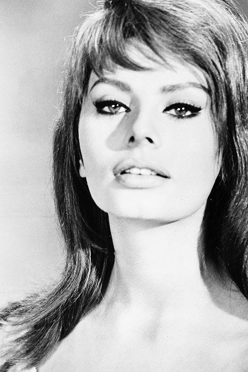 Sophia Loren, c. 1960....