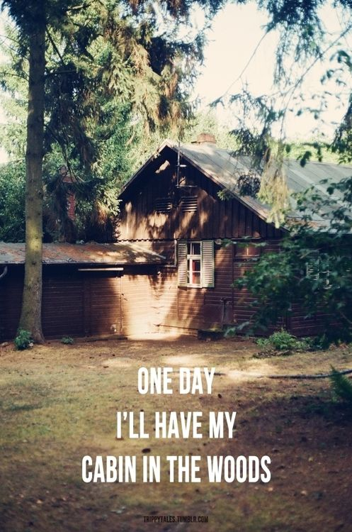 Cabin In The Woods Quotes Quotesgram
