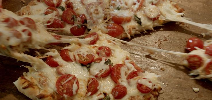 Kraft Fresh Tomato and Basil Pizza recipe: Want to try this with a ...