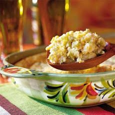 Chiles Rellenos Quiche Recipe | Food | Pinterest