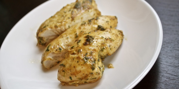 Baked Mustard Lime Chicken | The Main Dish | Pinterest