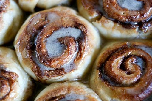 Pioneer Woman's Cinnamon Rolls | Breads/Bread Machine Recipes | Pinte ...