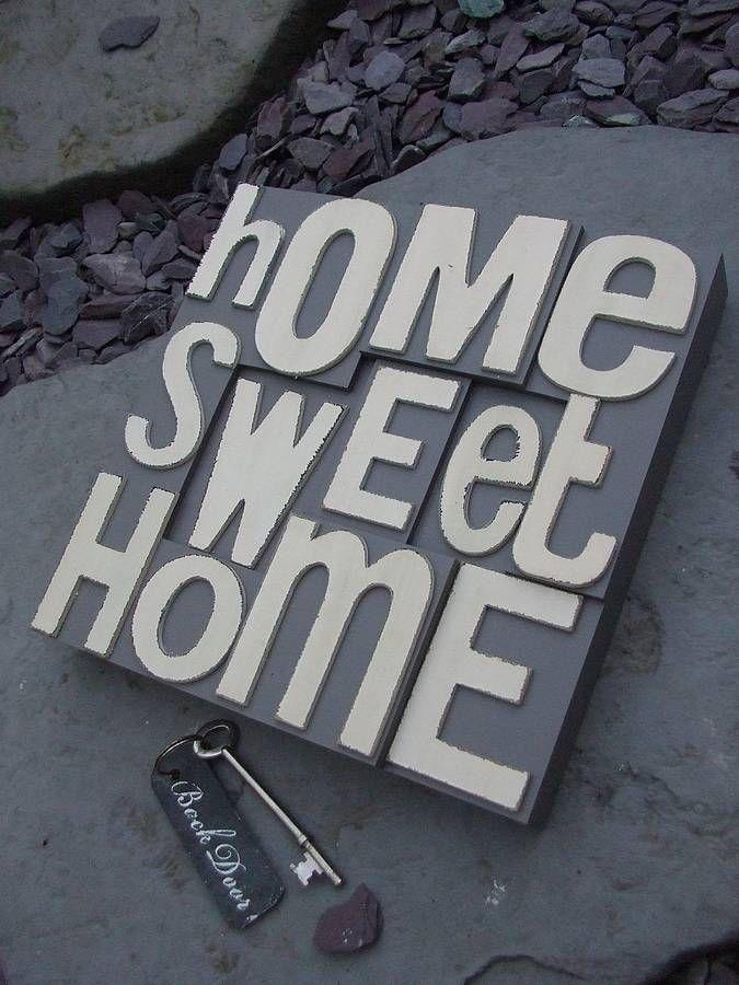 39 Home Sweet Home 39 Sign Decor Color Comfort Pinterest