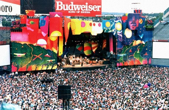 july 4th 1989 grateful dead