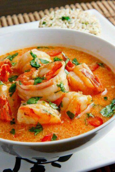 Singapore Chili Prawns   Seafood   Pinterest