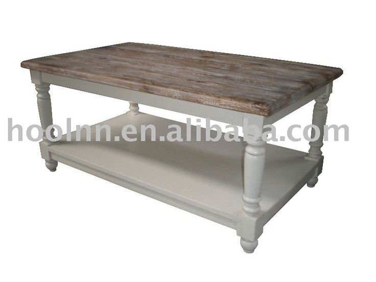 Coffee Table Shabby Chic Refinished White Wash Diy Habitat Restore For Home Pinterest