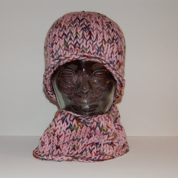 No Gray Days Here by chicagoknits on Etsy, $45.00
