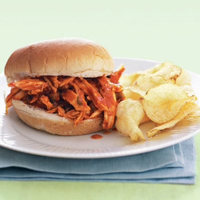 Barbecue Chicken Sandwiches | :: Food - Sandwich, Wraps, Dogs, Taco ...