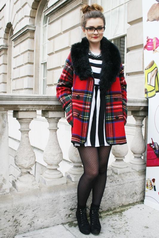 TINY TWISST - a fashion blog: Somerset House.
