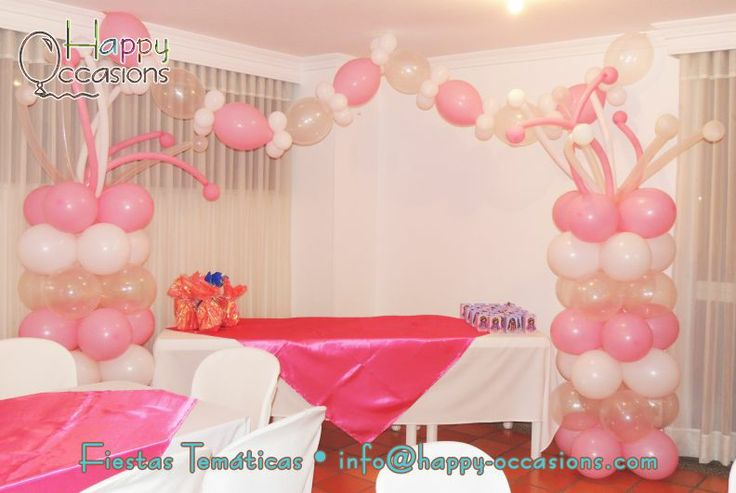 Decoracion Bautizo Ni?a ~ Pin by Happy Occasions Fiestas Tematicas on Bautizo Ni?a  Pinterest