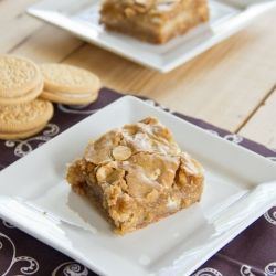 ... should Brownies get all the fun? A Blondie version of Slutty Brownies