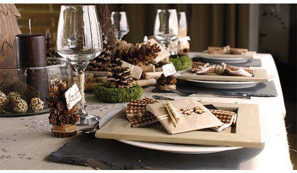 décoration de table champêtre  décoration mariage  Pinterest