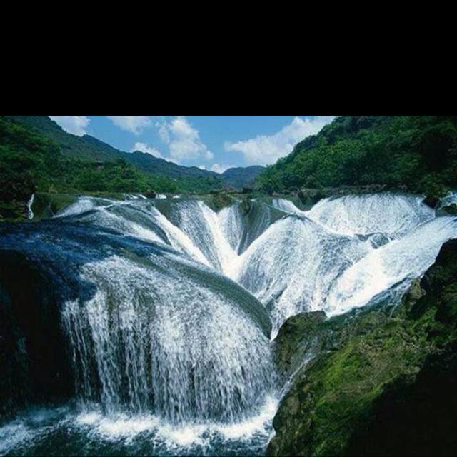 Pearl Waterfall; China
